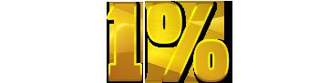 BONUS REBATE SLOT HINGGA 1%
