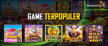 Slot Online Terpopuler Pragmatic Play