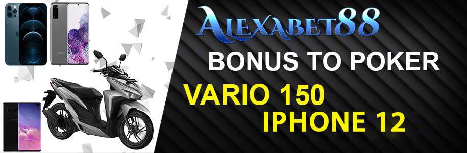 ALEXABET88 promo