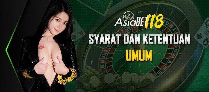 AsiaBet118 promo
