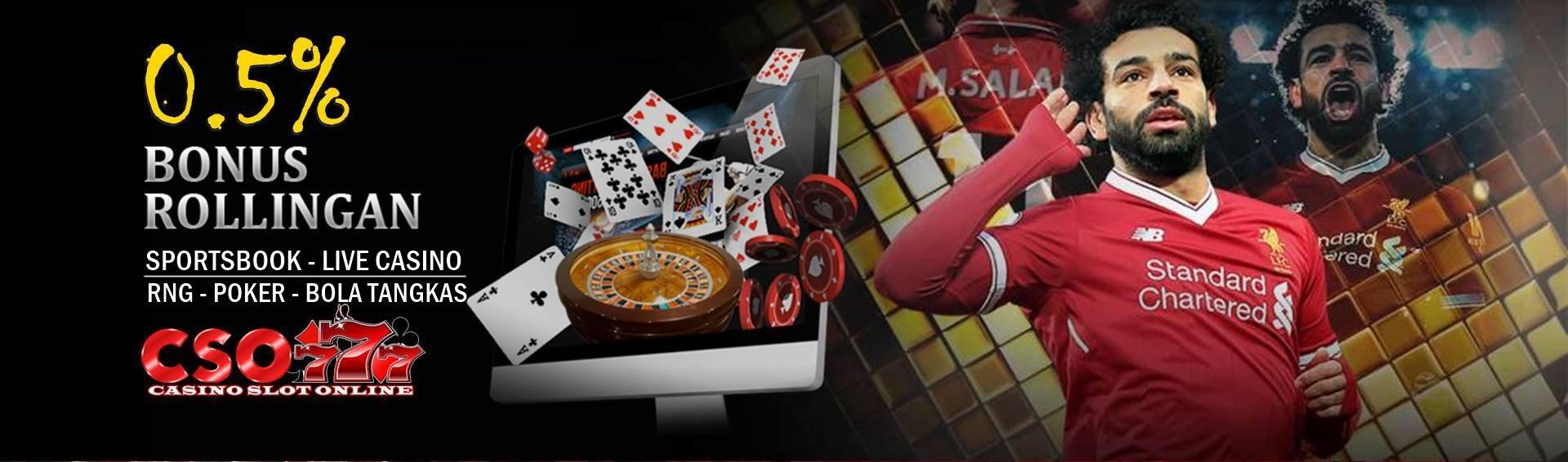Situs Bermain Judi Slot Online Terpercaya - CSO777 promo