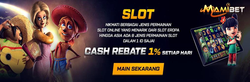Mamibet Bandar Judi Slot Online Deposit Pulsa Terpercaya promo
