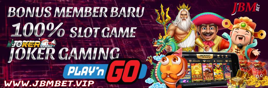 Daftar Slot Online dan Game Tembak Ikan Terpercaya JBMBET promo